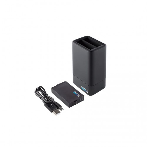 Cargador + Bateria Fusion Dual GoPro