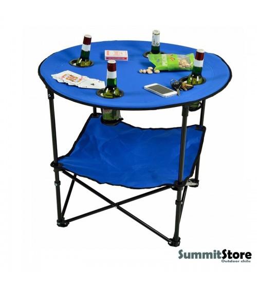 Mesa camping plegable