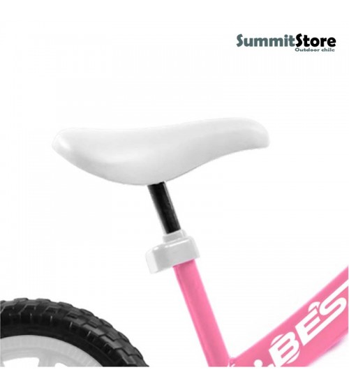 Bicicleta Besatti Aro 12 Rosada