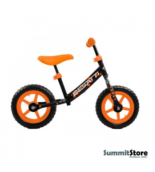 Bicicleta Besatti Aro 12 Negra