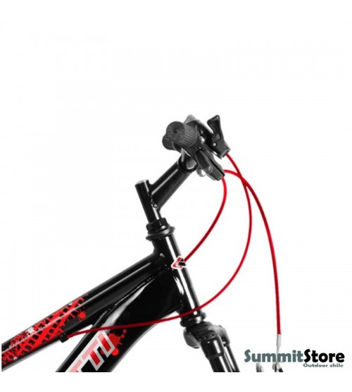 Bicicleta Besatti Aro 20 Negra