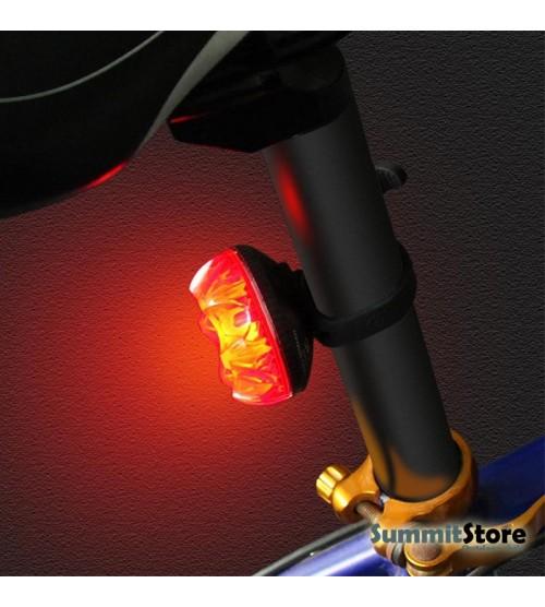 Meilan S1 Led Trasero luz de freno. 7 modos recargable