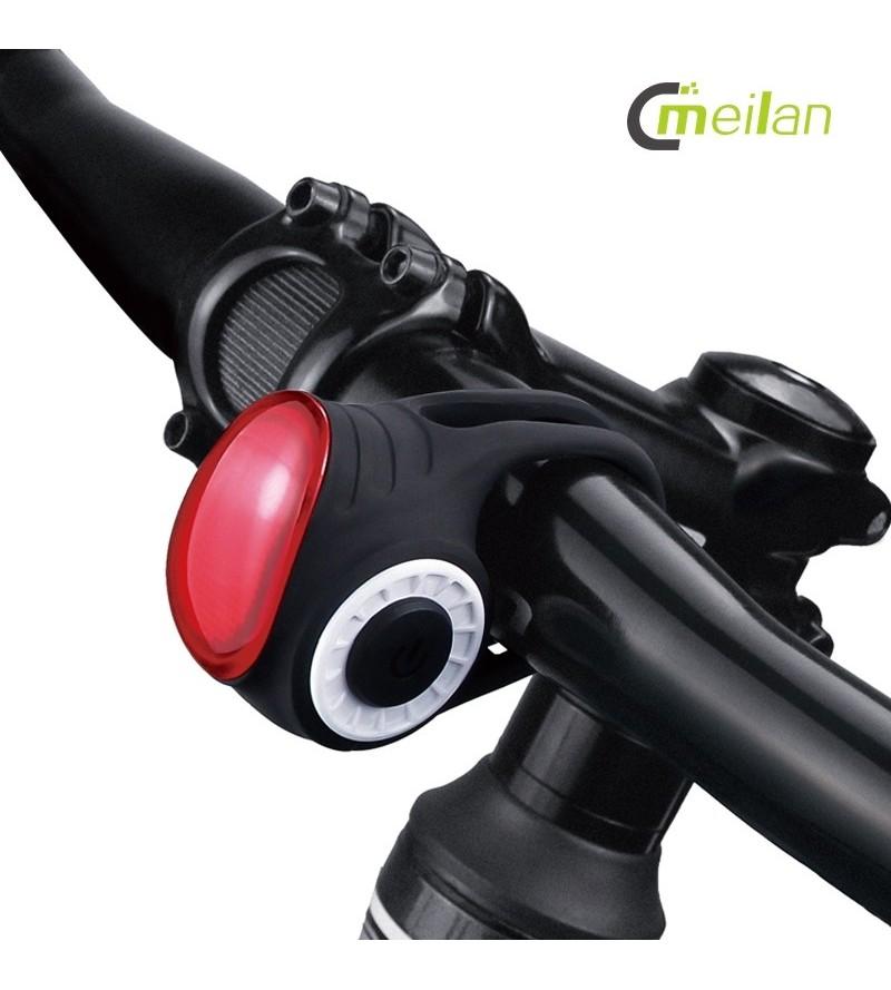 Meilan S3 Led, alarma y bocina con control inalambrico