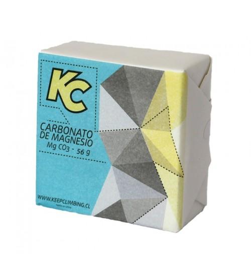Carbonato de magnesio cubo 56 g