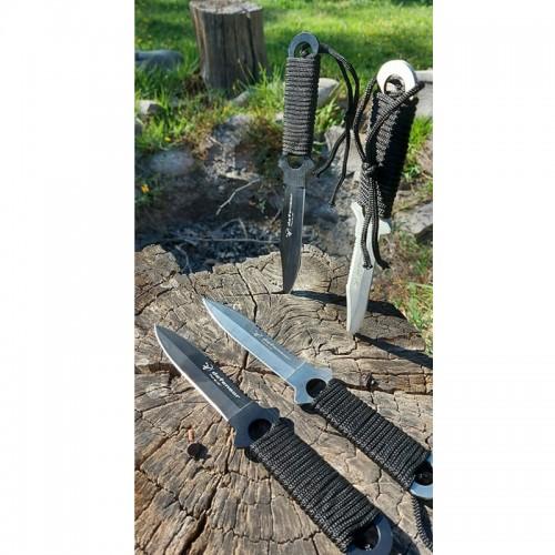 Set de 4 cuchillos con Estuche